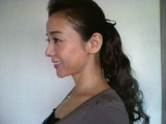 髪の毛伸ばしました!