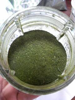 緑茶パワー