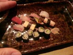 超ミニミニにぎり寿司
