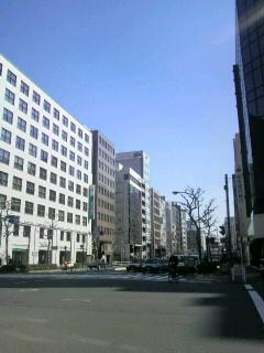虎ノ門→有楽町