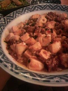 スミスミ麻婆豆腐