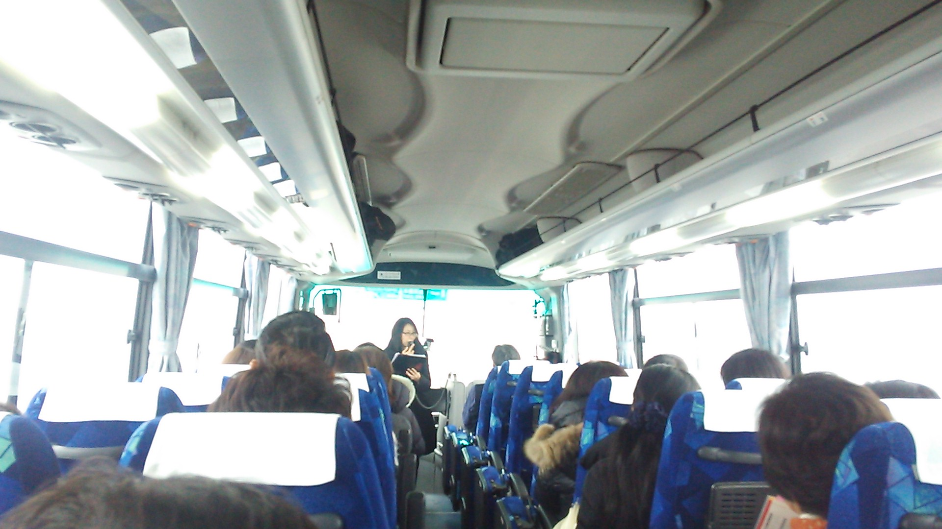 バスでお出掛け